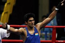 NADA to carry out dope test on Vijender Singh