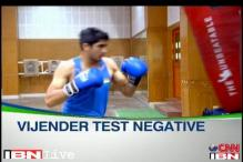 NADA gives clean chit to boxer Vijender Singh
