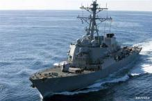 US deploys warship closer to North Korean coast