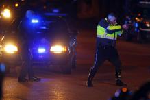 US: Explosions, gunfire near Boston after policeman was killed at MIT