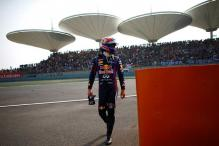 Tyre-less Mark Webber draws a nought in Shanghai