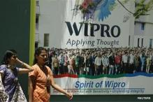Wipro shares slump on first trading session after split