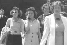 Watch: Woman speaking on a 'mobile phone' in 1938