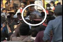 Thane building collapse: Woman rescued alive