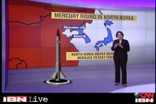 North Korean nuclear missiles: The mercury rising