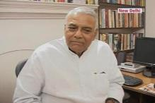 Yashwant Sinha seeks amendments to Finance Bill