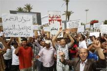 Libya tense ahead of vote on former Gaddafi officials