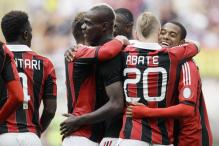 Milan and Fiorentina fight for final Champions league birth
