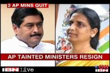 Jagan DA case: Under pressure from the Oppn, 2 AP ministers resign
