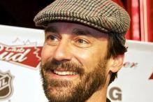 'Mad Men' actor Jon Hamm shoots in India
