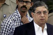 BCCI president N Srinivasan booed by Eden Gardens crowd