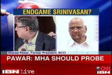 MHA need not probe IPL as demanded by Pawar: Govt sources