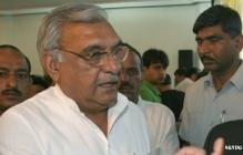 Haryana CM Hooda inquires about Chautala's health