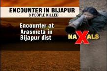 Chhattisagrh: 8 villagers killed in an alleged encounter