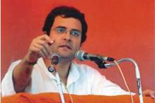 BJP 'mortgaged' state's future to mafia: Rahul