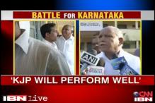 Karnataka polls: I am going to get absolute majority, says Yeddyurappa