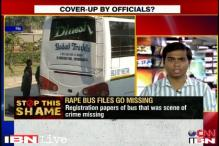 'Records of bus in which Dec 16 rape happened destroyed'