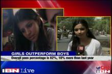 CBSE class XII results declared, girls outshine boys