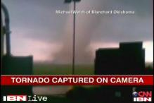 Watch: Mobile video of Oklahoma tornado