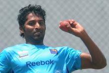 Lokuhettige replaces injured Welegedara in Sri Lanka's squad