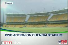 PWD withdraws stability certificate of Chepauk stadium stands