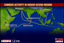 After Ladakh incursions, China flexes its muscles in Indian Ocean