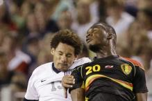 Belgium thrash US 4-2 in Cleveland friendly