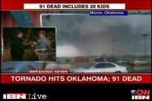 US: Oklahoma tornado death toll rises to 91