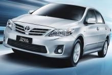 Toyota recalls 1,100 Corolla Altis cars in India