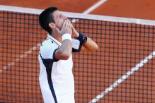 Djokovic beats Montanes to reach third round in Rome