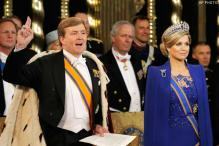 Willem-Alexander becomes new Dutch king