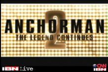 Watch: Sneak peek into 'Anchorman 2: The Legend Continues'