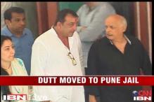 Bolly Buzz: Sanjay Dutt shifted to Pune's Yerwada Jail