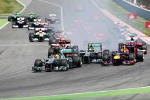 In pics: Spanish Grand Prix 2013