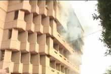 Delhi: Fire at NBCC building, no casualties reported