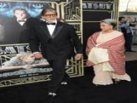 Photos: Amitabh Bachchan gets the loudest cheer at 'The Great Gatsby' premiere in New York