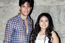 Photos: Sidharth Malhotra, Riya Vij attend the special screening of 'Gippi'