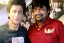 Director Harish Shankar meets Shah Rukh Khan