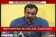 IPL: Meiyappan, Vindoo will be interrogated face-to-face, says police