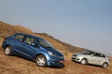 Grudge match: Honda Amaze dethrones the Maruti Swift Dzire