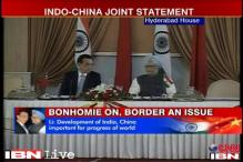 India, China call for an end to border issues, sign 8 agreements