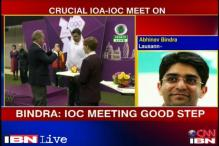 I am positive that the ban will be over soon: Abhinav Bindra