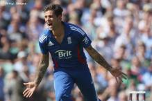 Dernbach added to England ODI squad as Bresnan cover