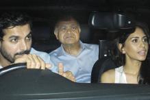 Snapshot: John Abraham drives around girlfriend Priya's parents