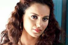 Is Kangna Ranaut the favourite moll in gangster films?