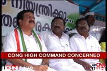 Kerala: Chandy-Chennithala rift a cause of worry for Congress