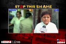 Drinking at public places is unlawful, says Kiran Bedi