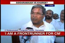 K'taka: Siddaramiah lobbies for CM post, likely to meet Sonia
