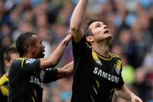 Record-breaker Lampard gives Abramovich a nudge