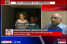 IPL scandal: Sack Srinivasan if he doesn't resign, says Jaywant Lele